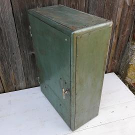 Metal electric box