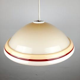 Mid-century murano glass chandelier Italy 70s Retro lighting Vintage murano lamp