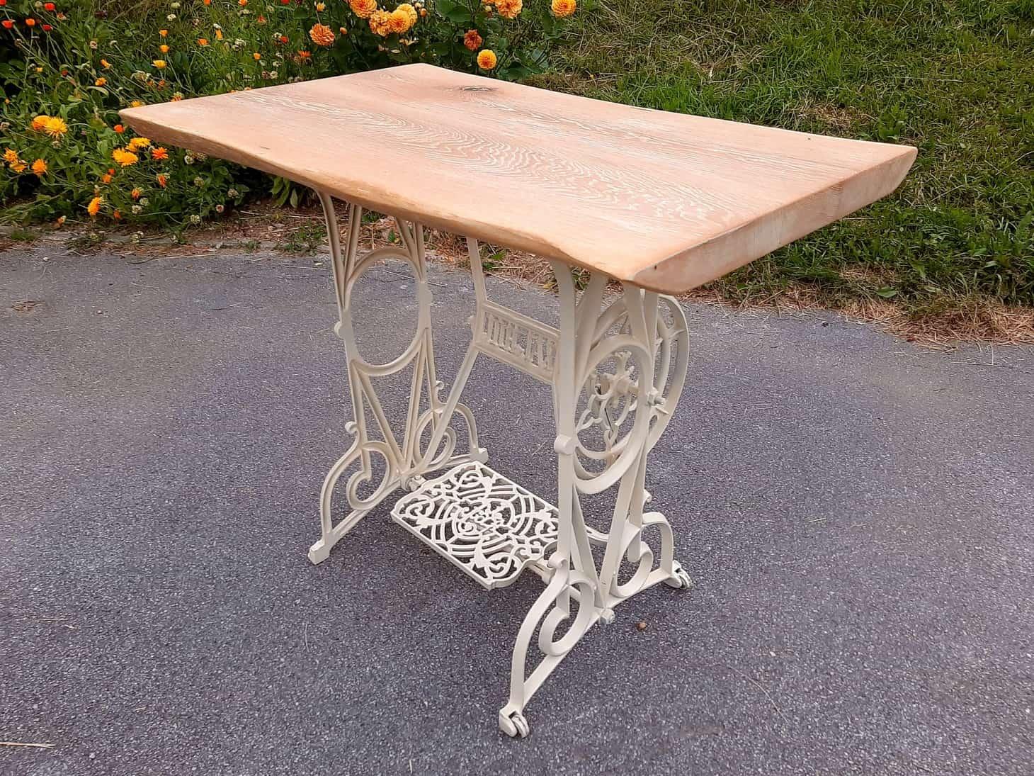 Unikatna miza v loft-slogu