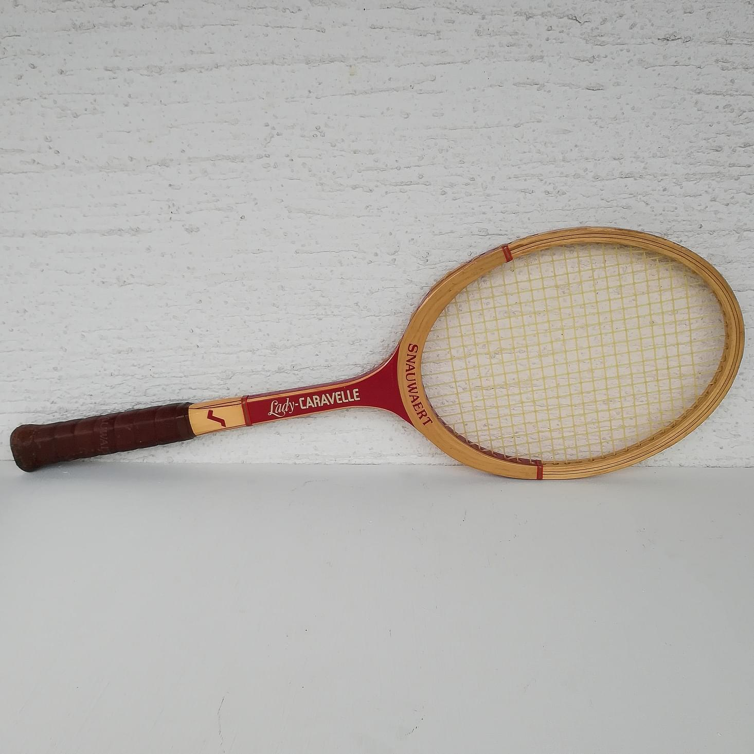 Tennis racket «Lady-Caravelle» of «Snauwaert»