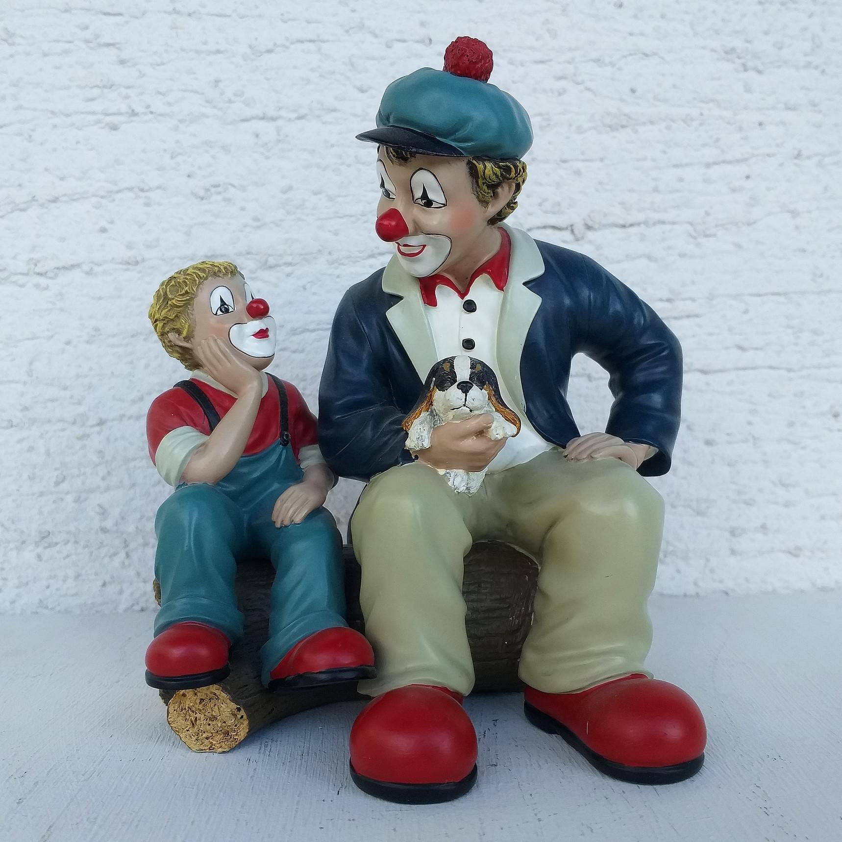"""Clown """"Der klein Freund"""""""