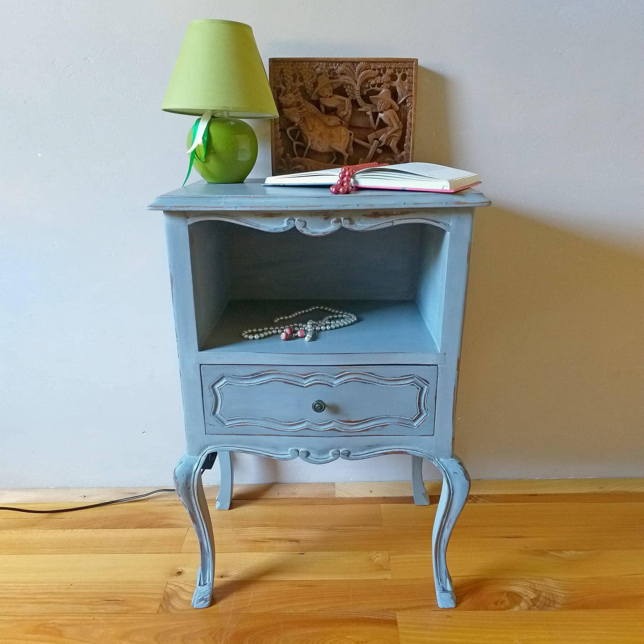 Old Italian nightstand