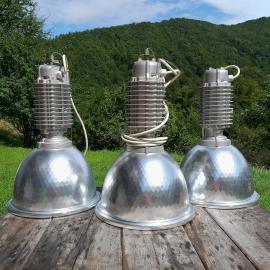 """Industrial lamps from """"Zumtobel"""""""