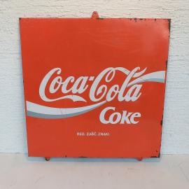 "Reklamna tabla ""Coca-Cola"""